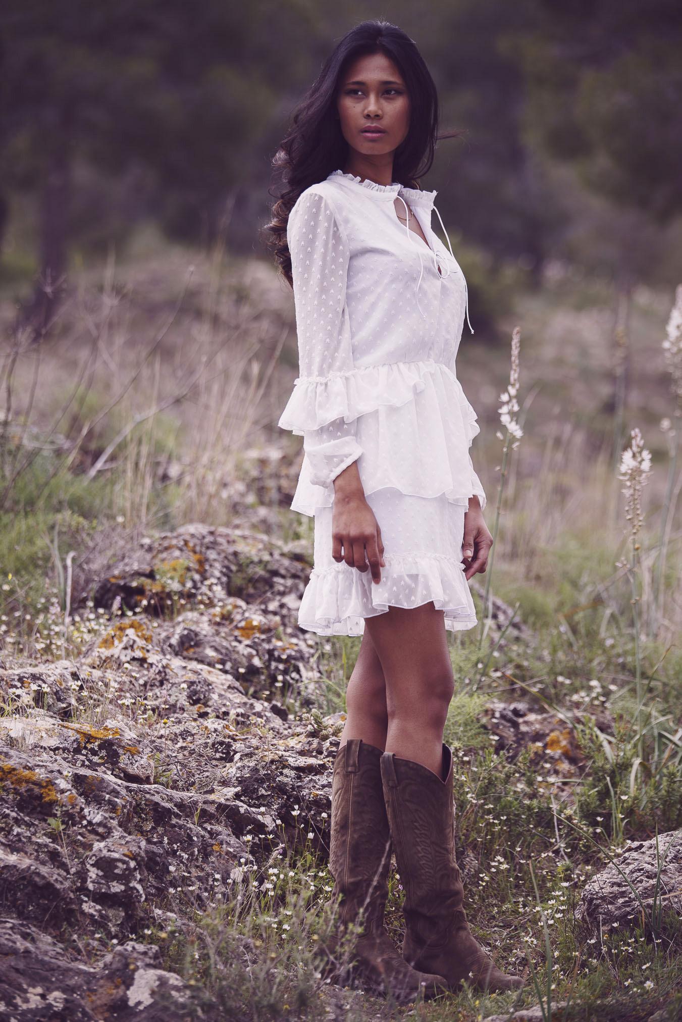 Vestido ALMENDRA by Etereal